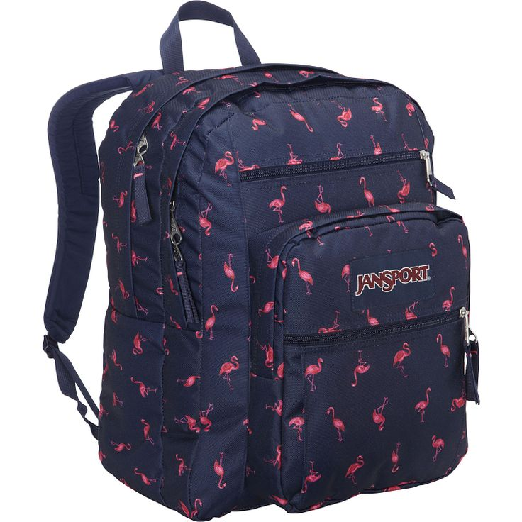 JanSport Big Student Pack - 30+ Colors - FREE SHIPPING - eBags.com