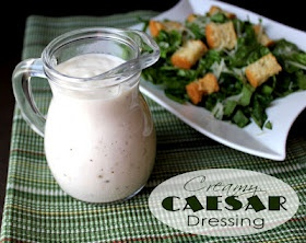 Jamie Cooks It Up!: Creamy Caesar Dressing