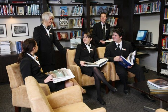 Hospitality Management - Photos - Watch Zone // Queenstown Resort College