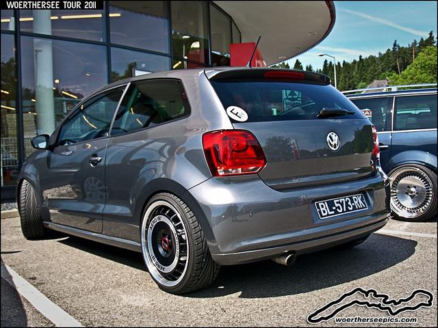 "VW Polo on Ronal Aero 18"" wheels by retromotoring, via Flickr"