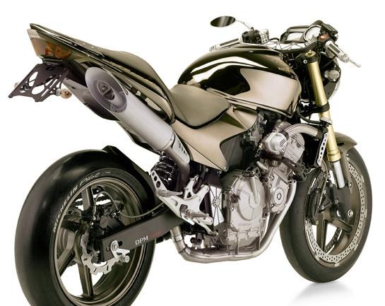 Titan Chrome Honda Hornet 600 2005