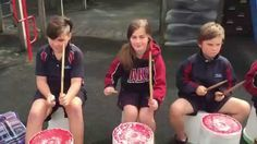 Pompeii by Bastille - FUSE Bucket Drumming