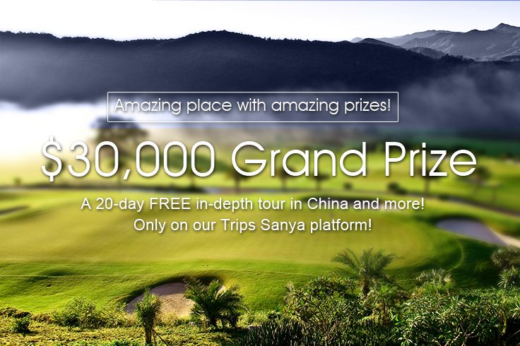 A tropical paradise? Yes, but also a paradise with countless treasures online! Cash prizes and FREE trips are just part of the surprise. Find out more on http://en.trips.sanyatour.com/p/i/home to explore this neverland of #Sanya! #freetrip