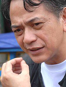 Ray Sahetapy = Mr. Dharma. He is the second guardian of the mountain, that work at 'Balai TANIRA' (Balai Taman Nasional Rangkaian Arcawana)