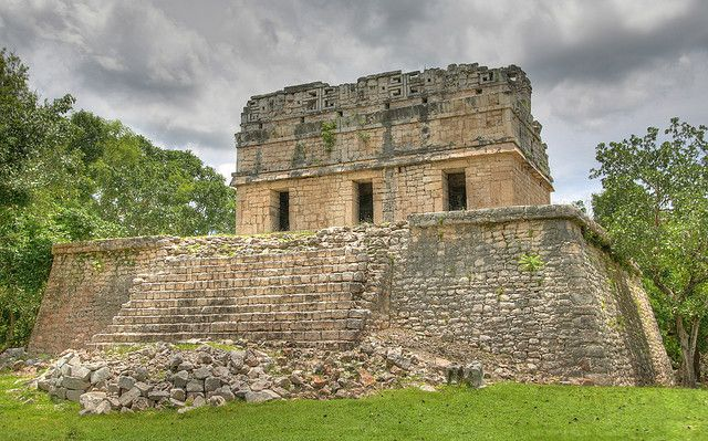 Chichen Itza is the most famous of all the great Mayan cities. This is somewhat ironic because its most famous structures do not have a typi...