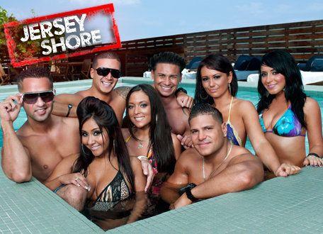 Jersey Shore Season 2 DVD cover photo