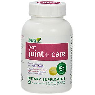 Fast Joint+ Care (30 Capsules)  by Genuine Health at the Vitamin Shoppe