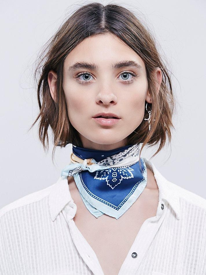 Street Style Trend: Shop 5 of the Best Bandanas Now | StyleCaster