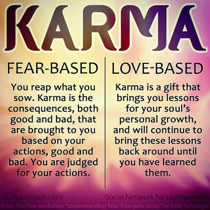 Karma With Love