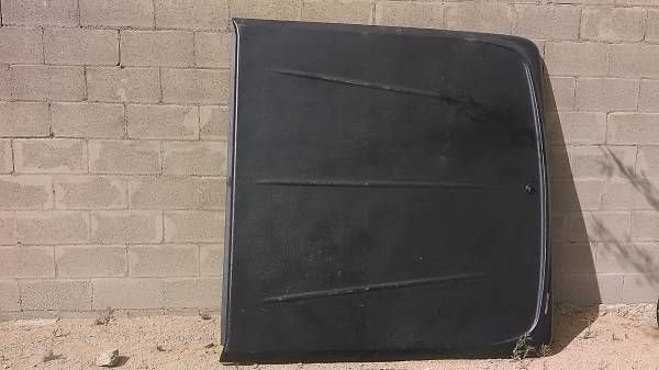 Toyota Tundra Truck Bed Tonneau Cover – auto parts – by owner