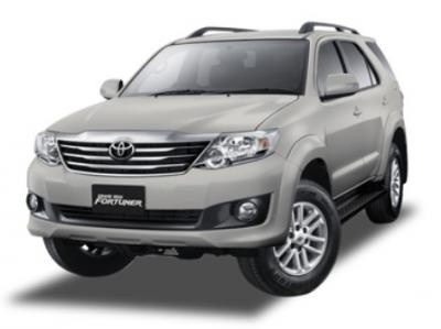 Fortuner VN Turbo - New Toyota's SUV