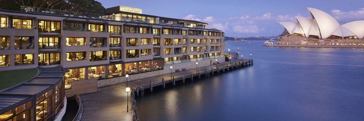 Park Hyatt Sydney Hotel Exterior