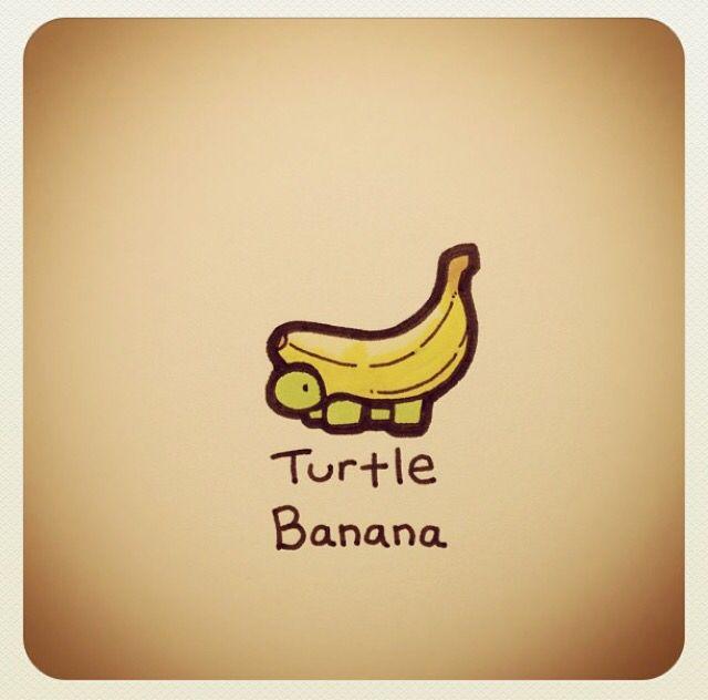 Turtle Banana More
