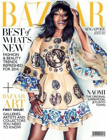 Top 10 January Fashion Magazine Covers | Estilo Tendances