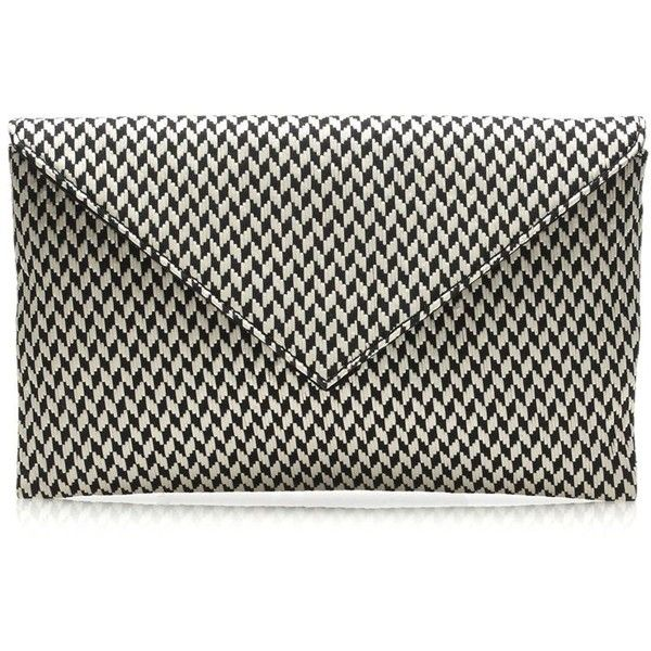 J.Crew Convertible stationery clutch in raffia (155 CAD) ❤ liked on Polyvore featuring bags, handbags, clutches, purses, convertible handbag, raffia purse, convertible purse, j.crew and chain strap purse