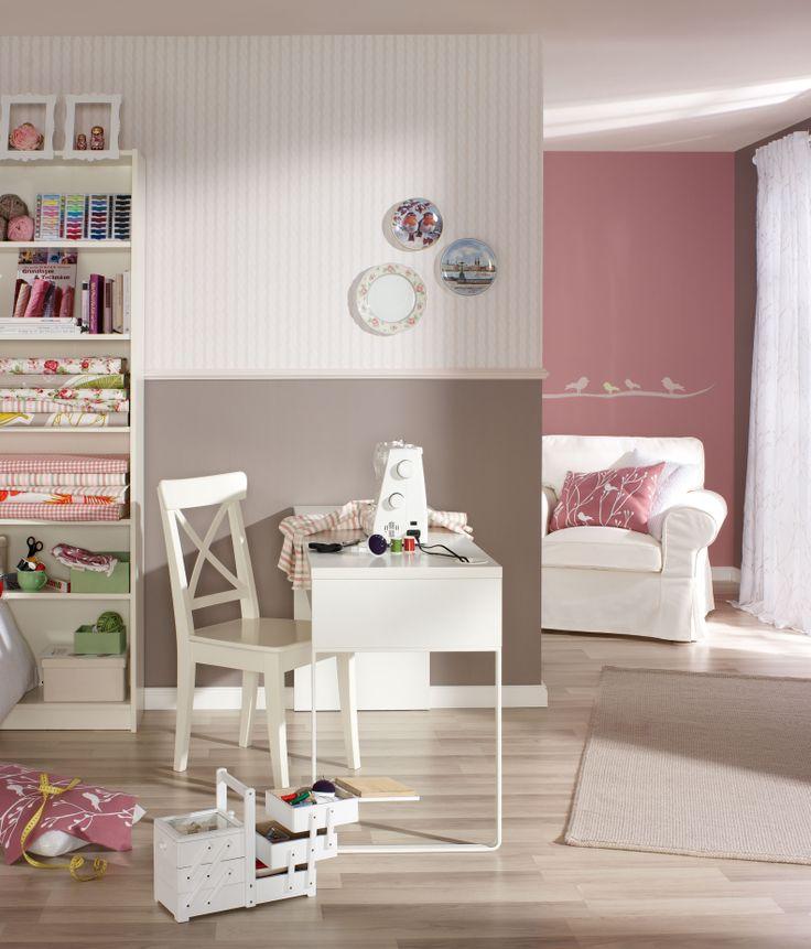 rosarot f r frauenzimmer pudrig pastellige farben. Black Bedroom Furniture Sets. Home Design Ideas