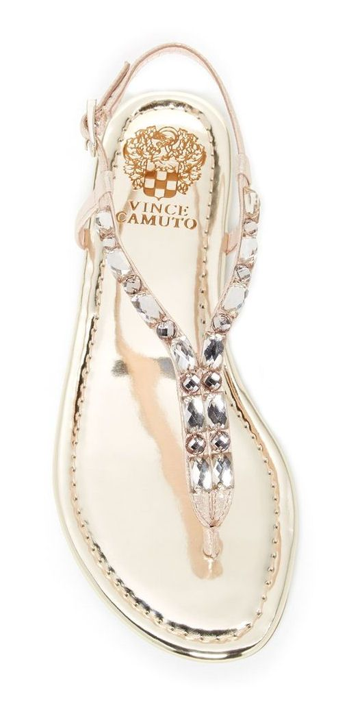 Vince Camuto Jeweled Sandals ♥