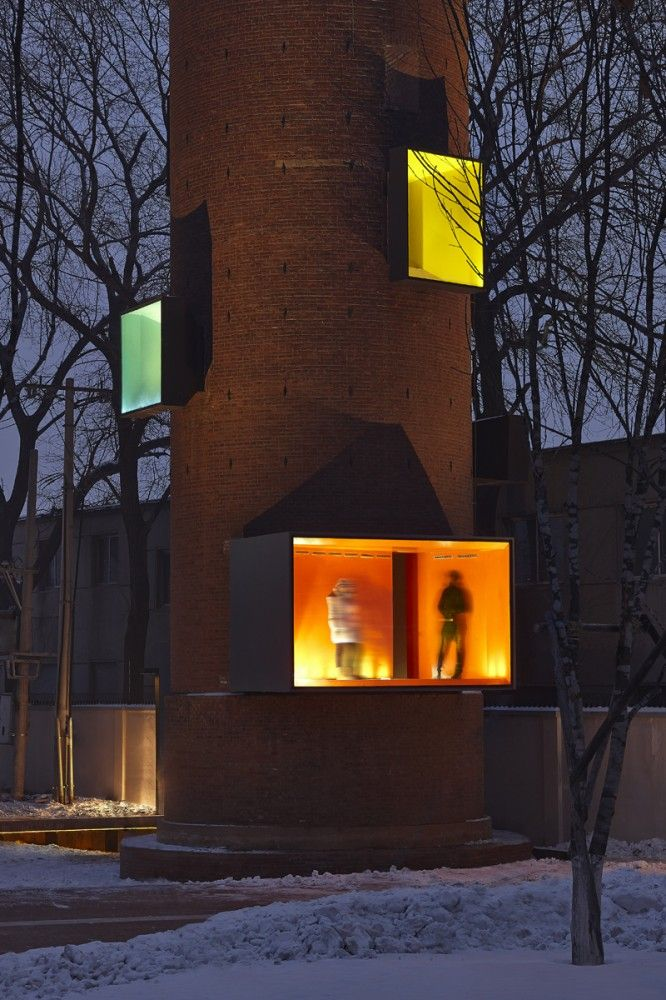 Public Folly - Water Tower Renovation / META - Project
