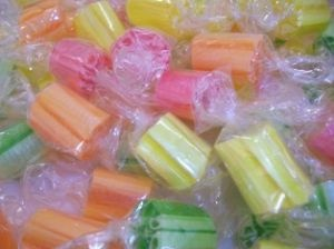 how to make fruit rock candy