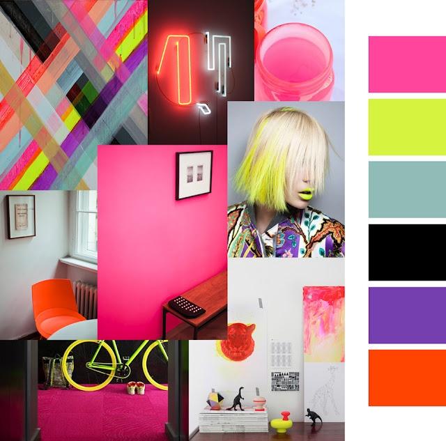15 Best Colour Blocking & Schemes Images On Pinterest