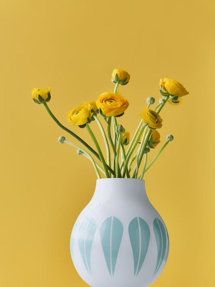 Arne Clausen Lotus Vase  /  Lucie Kaas