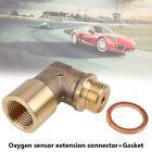 86AB Zubehör Adapter Joint Converter Sauerstoffsensorverlängerung Langlebig Au…