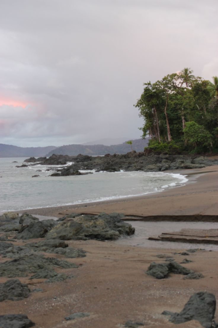 beautiful beach in costa rica, great day trip to corcovado national park from villas de oros #birding #river #costarica #ocean #wandurlust #adventure #waterfall #sand #sun #vacation #familyvacation #surfing #rainforest #jungle #costarica #beauty #ecotour #nature #monkey #whales #dolfines #snorkle #dive #rafting #zipline #nationalpark
