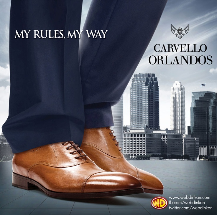 Carvello Orlandos - My rules, My way.
