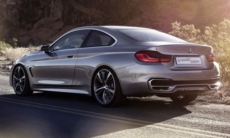 The 4 Series has proven to be very popular with motorists.