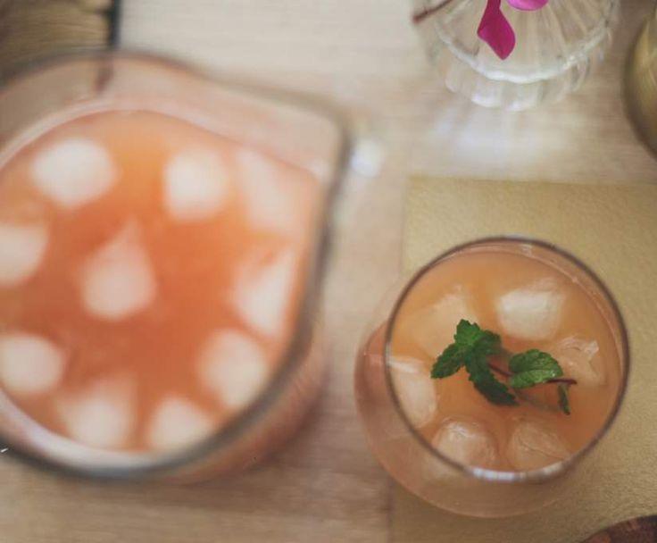 """Rezept Ingwer-Sirup fuer hausgemachtes """"Ginger Ale"""" und andere Cocktails & Limonaden von diana-creates - Rezept der Kategorie Getränke"""
