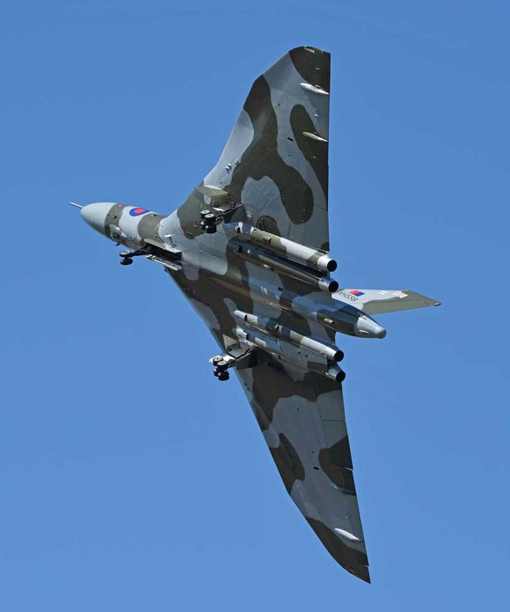 Perhaps the most poignant display at 2015 Royal International Air Tattoo was that of Avro Vulcan XH558 – the only flying Vulcan in the world and one of the best loved UK Airshow acts of all time. This distinctive aircraft has been a firm favourite with aircraft enthusiasts since she returned to the skies in 2007 and could quite possibly be described as the most impressive Airshow act of all time.