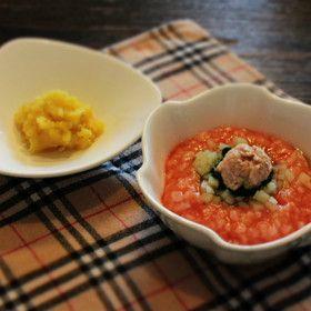 離乳食 ツナとトマトのリゾット【中期】 by サヤティ [クックパッド ...