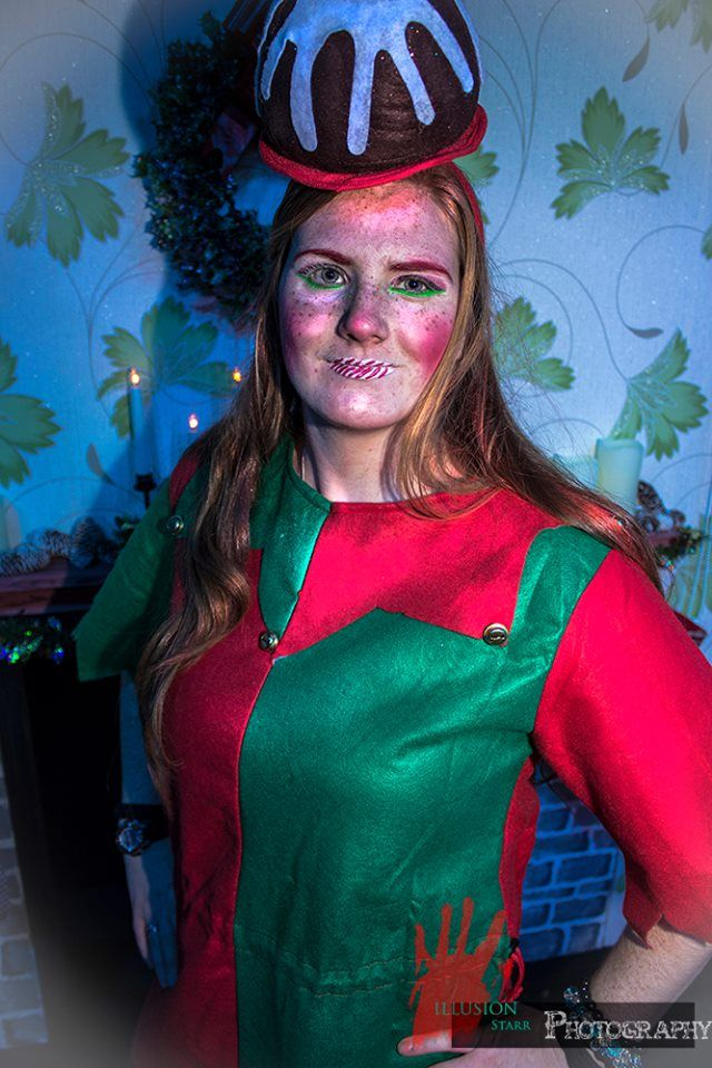Nadia Mclachlan as Cherry Bakewell.