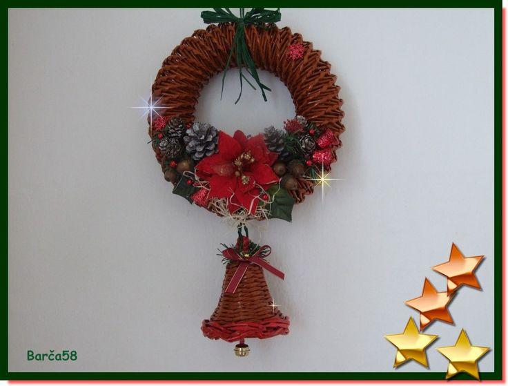 Pleteme z papíru a různé dekorace - Fotoalbum - Košíky 2010 - Vánoce 2010