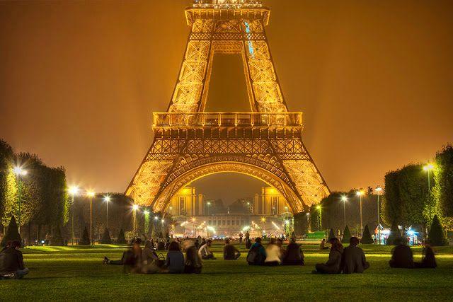 Eiffel Tower - Paris, by Jessie Kolpak, in France - Around the World