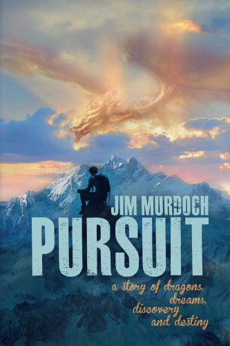 Pursuit: A story of dragons, dreams, discovery and destiny by Jim Murdoch   Do dragons exist? Do our dreams become part of our reality? Einarr, a young warrior, follows a riddle from his father to find the treasure of his life. Gaby, a little girl and passionate reader, makes an amazing discovery within the pages of an antique book. Pat climbs a mountain to escape overwhelming changes in his life and his sick pregnant wife.<br>Set in three different time periods, we accom...