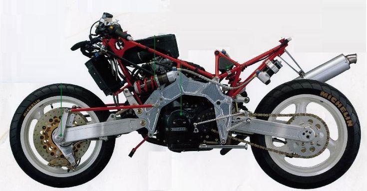 センター・ハブ・ステアというと各社コンセプト・モデルでの発表が殆どです。  SUZUKI ヌーダ 1987年 前後輪駆動にする為のハブ・ステア機構で...