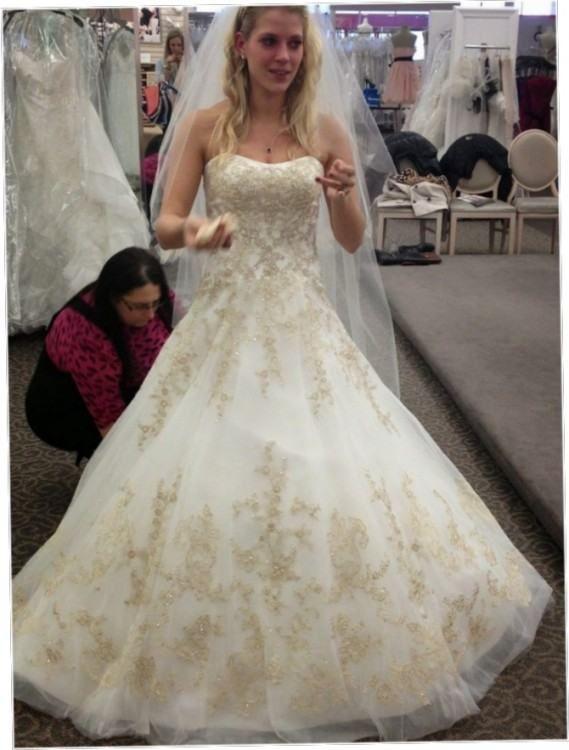 Macys Wedding Dresses  Macys wedding dresses, Wedding dresses
