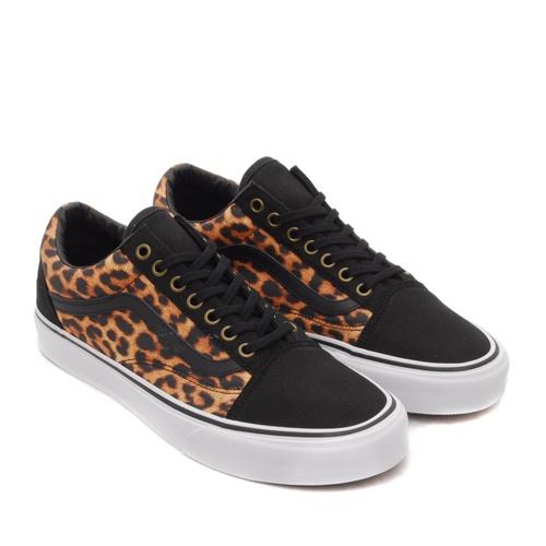 Vans Old School Leopard