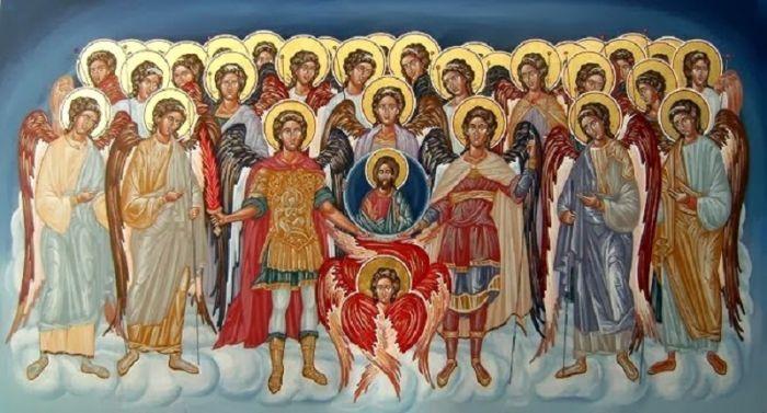Η μάχη των Αγγέλων με τους δαίμονες για τη ψυχή της μοναχής