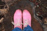 Rakastan kenkiäni <3 - Jade-Julia H.