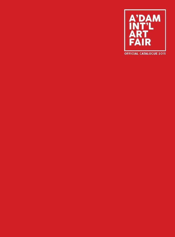 #ClippedOnIssuu from Amsterdam International Art Fair 2015