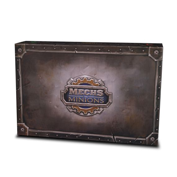 Riot Games Merch | Mechs Vs Minions (Wave 2) - Board Games - Other