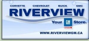 The Wallaceburg Warriors would like to Thank & Recognize one of Our Sponsors - Riverview GM