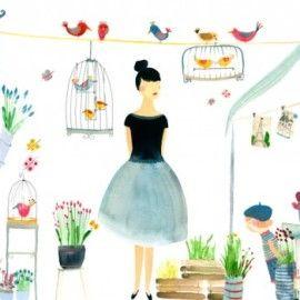 Ilustración para Oh my Cut! Madrid