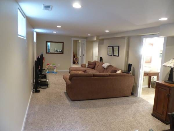 Unique Denver Basement Remodel
