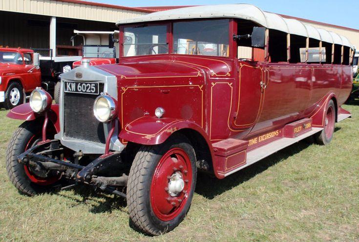 1926 Leyland Lioness Charabanc.