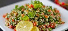 Ταμπουλέ (λιβανέζικη σαλάτα)