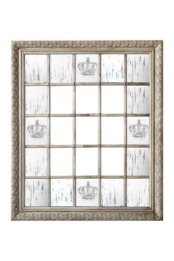 Crown Mirror by A&B Home on @HauteLook