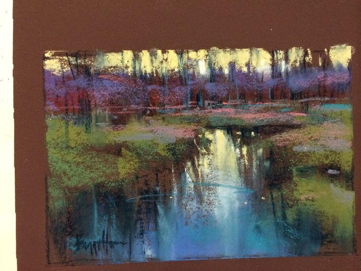 Marla Baggetta, Painting, Pastels, Workshops: Happy and Under the Weather